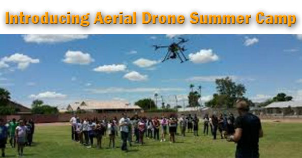 Drone Camp